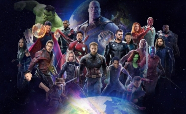 The best super heroes movies from Marvel Studio
