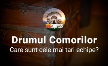Cele mai tari echipe de la Asia Express Drumul Comorilor
