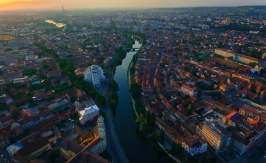 Top cleanest cities in Romania
