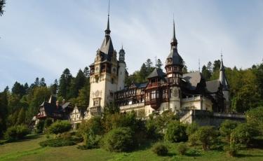 Top cele mai frumoase castele din Romania