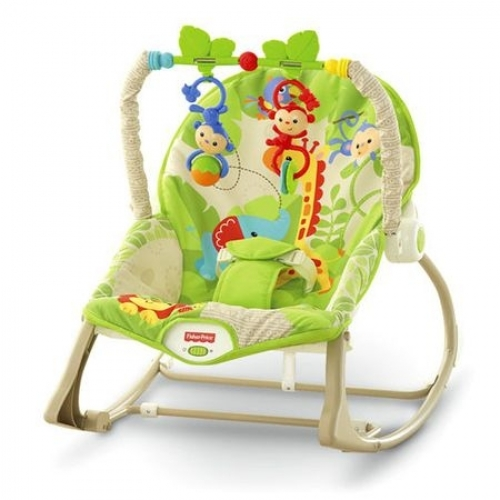 Balansoar premium Fisher-Price 2 in 1 Infant to Toddler