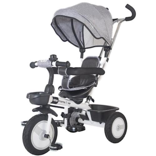 Tricicleta Copii Multifunctionala Rider - MamaLove