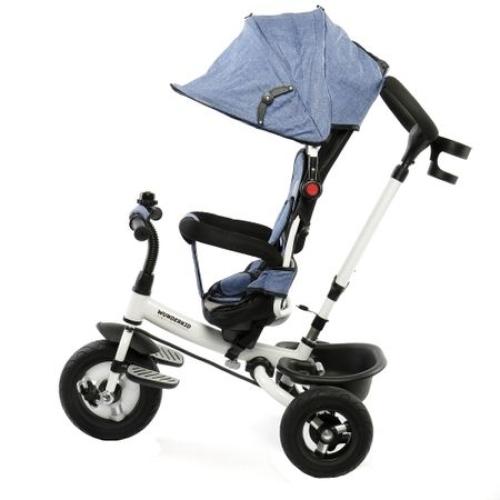 Tricicleta pliabila copii multifunctionala Trax - Wunderkid